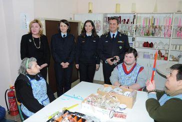 Επίσκεψη του Αστυνομικού Διευθυντή Αιτωλίας στο «Παναγία Ελεούσα» (φωτο)