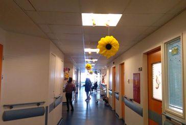 Καλλιτεχνική παρέμβαση στην Παιδιατρική Κλινική του Νοσοκομείου Αγρινίου