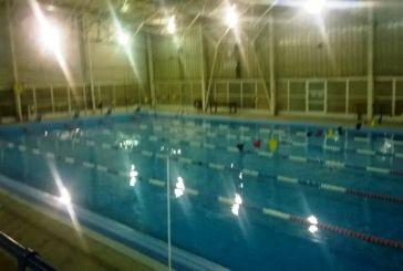 Σάββατο απόγευμα: Κολυμβητήριο και μετά έξοδος. Γιατί όχι;