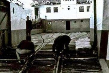 Πάτρα – Αγρίνιο με… τρένο και φέρι μποτ – Η ξεχασμένη σιδηροδρομική σύνδεση