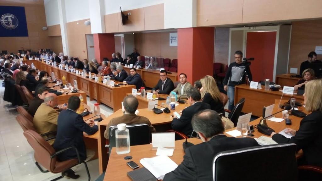 Νέο προεδρείο στο περιφερειακό συμβούλιο
