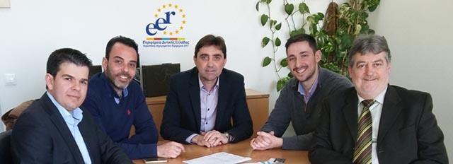 Οι  Αιτωλοακαρνάνες Επιχειρηματίες στη «συμμαχία για την ανάπτυξη»