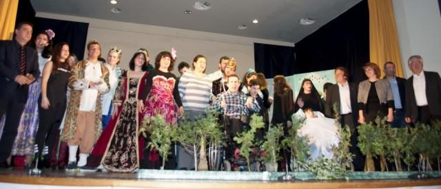 Ολοκληρώθηκαν οι θεατρικές παραστάσεις των Δημοτικών Σχολείων στη Ναύπακτο