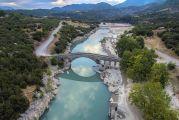 Στην τελική ευθεία η κατασκευή της νέας γέφυρας που θα ενώνει τον ορεινό Βάλτο με την Δυτική Ευρυτανία