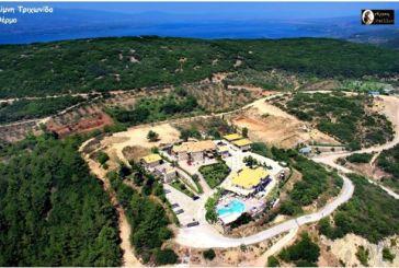 Ξενοδοχείο «Θέρμιος Απόλλων»: Διακοπές στο Θέρμο Τριχωνίδας