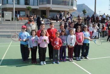 Ο Α.Σ. Αντισφαίρισης Αγρινίου στο 1ο ΟΡΕΝ Προπαιδικό Τουρνουά