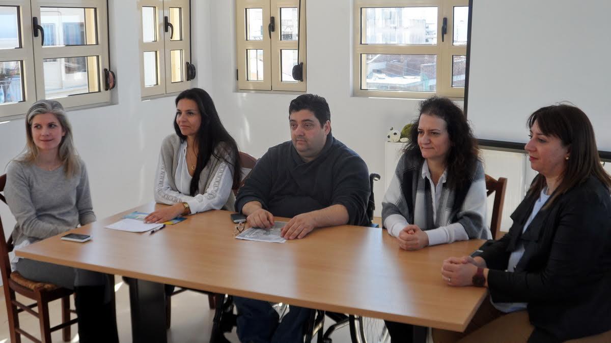 Με ημερίδα και δωρεάν εξετάσεις γιορτάζει η Περιφέρεια την Παγκόσμια Ημέρα Λογοθεραπείας