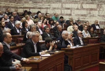Εργασιακό μεσαίωνα καταγγέλλουν 39 βουλευτές του ΣΥΡΙΖΑ