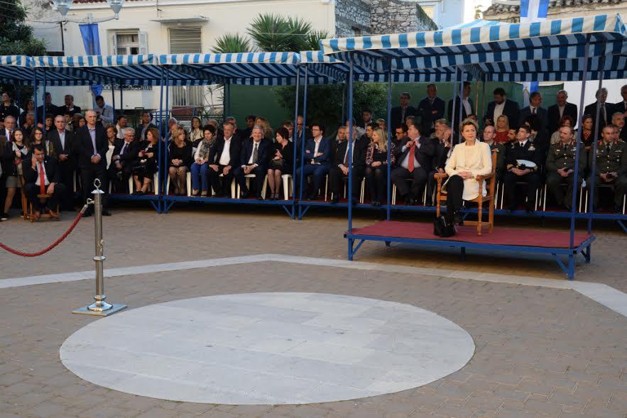 Aνακοίνωση του δήμου Μεσολογγίου για τις «τιμητικές παρουσίες στις Εορτές Εξόδου»