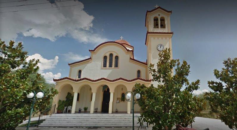 Παράκληση στον Ι.Ν. Αγίου Αντωνίου Αγρινίου για τις Πανελλήνιες