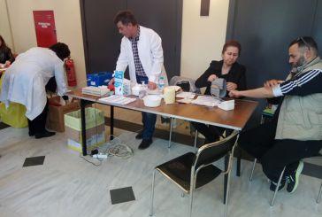 Αγρίνιο: Σε εξέλιξη η εθελοντική αιμοδοσία αφιερωμένη στα Παιδιά με νεοπλασματική ασθένεια