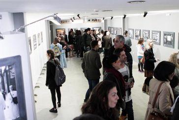 Τα εγκαίνια της έκθεσης φωτογραφίας «Ανάδρομος» στο Αγρίνιο (φωτο)