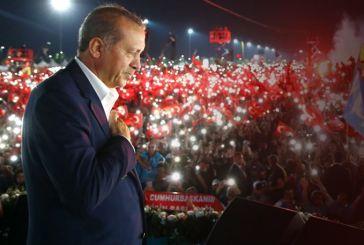 Δημοψήφισμα για την ένταξη στην ΕΕ προαναγγέλλει τώρα ο Ερντογάν