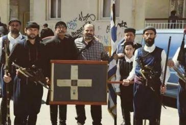 Μεσολόγγι: Ιστορικό κειμήλιο στην κορυφή της παρέλασης