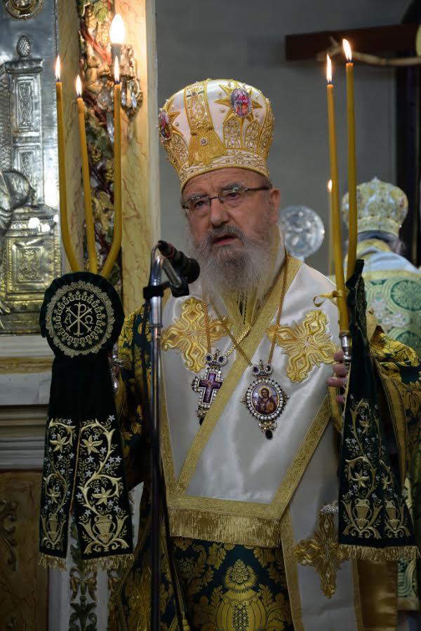 Eγκύκλιος του Μητροπολίτη Αιτωλίας και Ακαρνανίας κκ. Κοσμά για τον εκκλησιασμό