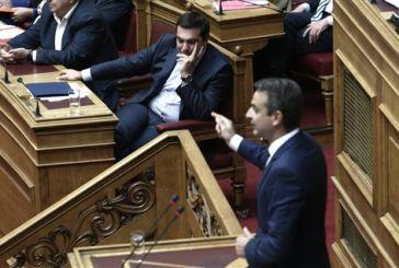 Κόντρα κορυφής στη Βουλή για επίμαχη τροπολογία