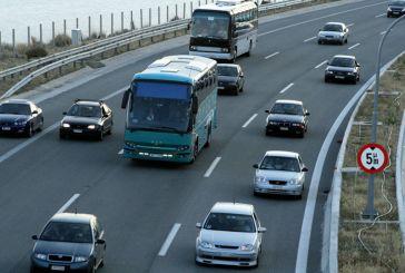 Ταξίδι Αθήνα-Αγρίνιο: Πολύ πιο κερδισμένο σε χρόνο το ΙΧ σε σχέση με λεωφορείο-φορτηγό
