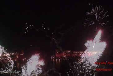 Εντυπωσιακό βίντεο από τη Μεγάλη Παρασκευή στη Ναύπακτο