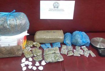 Τρεις συλλήψεις στη Συκούλα  για ναρκωτικά και λαθρεμπορία
