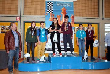 Νέα πανελλήνια διάκριση στο σκάκι για τη Ναύπακτο