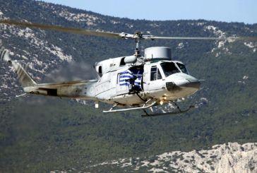 Κατέπεσε στην Ελασσόνα το στρατιωτικό ελικόπτερο με 5 επιβάτες