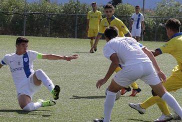Ισόπαλη 1-1 με την Κέρκυρα η Κ17 του Παναιτωλικού