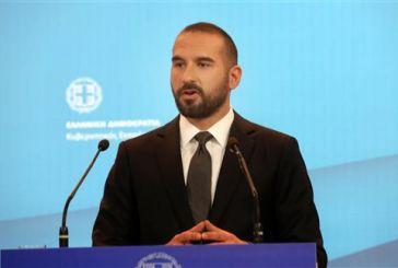 Τζανακόπουλος: Μεταξύ 10-15 Μαΐου η ψήφιση των μέτρων