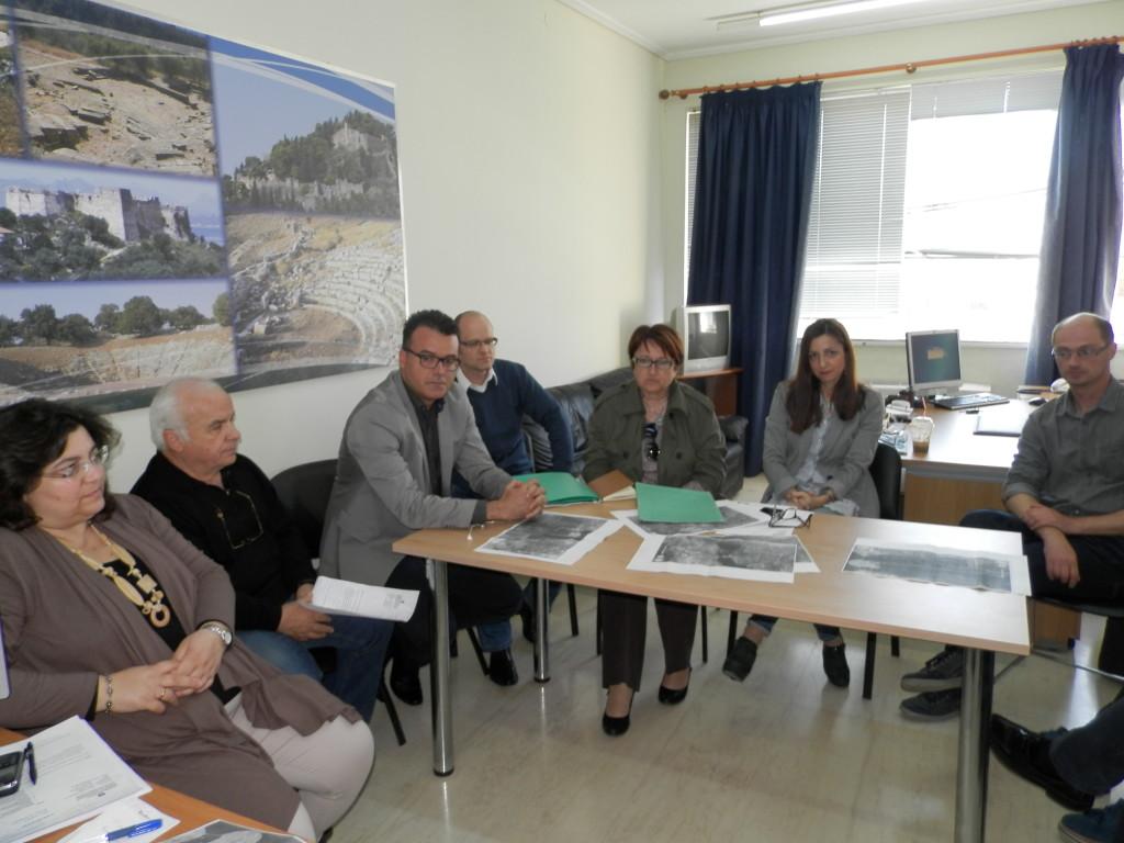 Σύσκεψη για το πρόβλημα με το φυτοπλαγκτόν στο Αιτωλικό