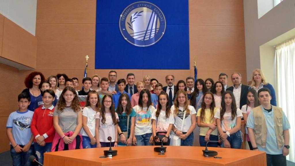 Απ. Κατσιφάρας: Μαθαίνουμε από τους μαθητές μας, ετοιμάζουμε τους ενεργούς πολίτες του αύριο!