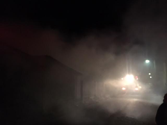 Πυρκαγιά σε αποθήκη στην Καμαρούλα