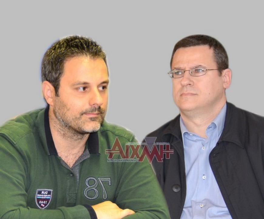 Mεσολόγγι: Ανεξαρτητοποιήθηκαν οι Ντ. Γιαννόπουλος – Σπ. Διαμαντόπουλος