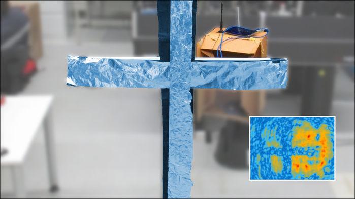 Τεχνολογία: Τα σήματα W-Fi μπορούν να επιτρέψουν σε κάποιον να «δει» σε ολόγραμμα ένα αντικείμενο μέσα σε ένα σπίτι!