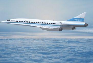 Έρχεται το νέο υπερηχητικό επιβατικό αεροπλάνο Boom, πιο γρήγορο και από το Κονκόρντ