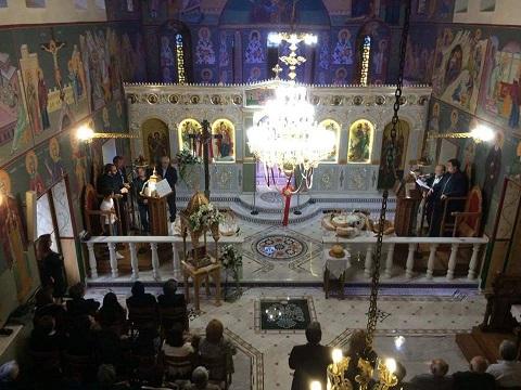 H Μεσάριστα εόρτασε την ανακομιδή Λειψάνων του Αγίου Νικολάου