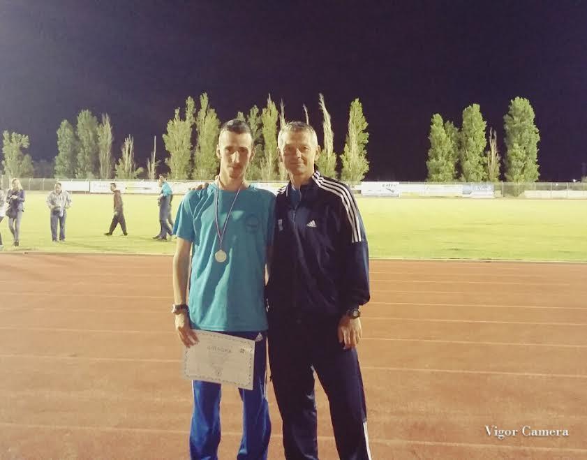 Έλαμψε ο Κώστας Σταμούλης και στο Πανελλήνιο Πρωτάθλημα 10000μ
