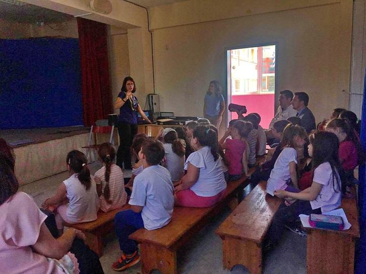 Ολοκληρώθηκε για φέτος το πρόγραμμα εξετάσεων οπτομετρίας σε παιδιά Δημοτικών Σχολείων της Περιφέρειας Δυτικής Ελλάδας