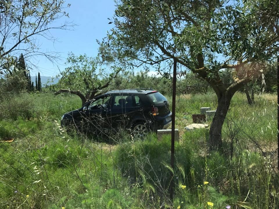 Παναιτώλιο: η εκτροπή οχήματος προκάλεσε …επίθεση μελισσών