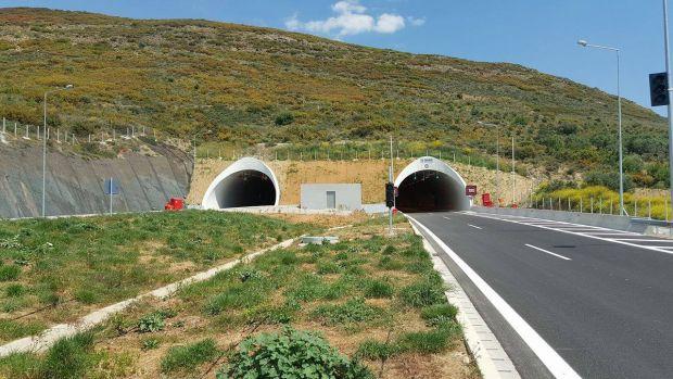 Ιόνια Οδός: Στο τέλος του μήνα ολοκληρώνεται το Αντίρριο-Κλόκοβα
