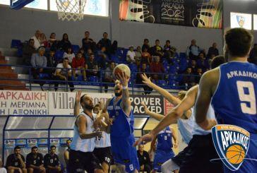 Play-offs Α2 Μπάσκετ: Ήττα  (82-64) για τον Αίολο Αστακού από τον Ηρακλή (βίντεο)