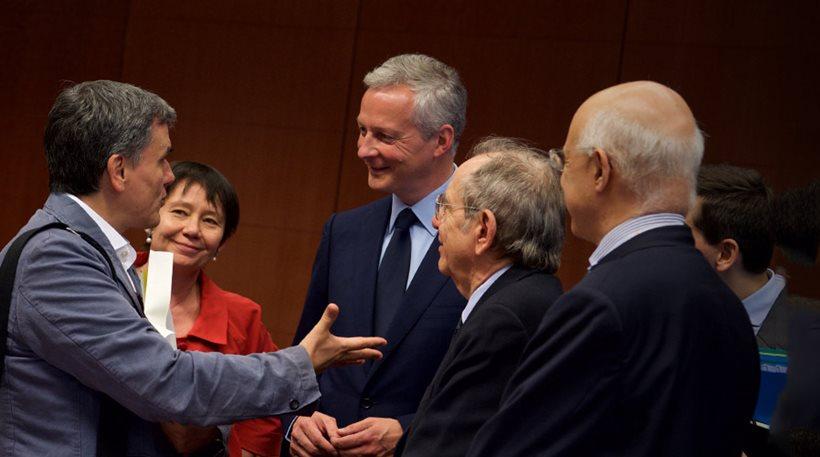 Χωρίς συνολική συμφωνία ολοκληρώθηκε το Eurogroup