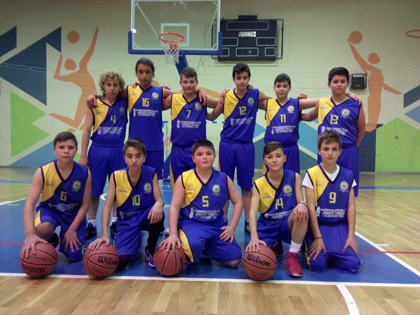 Ημιτελικός ΜΙΝΙ 2003 Αγοριών: Νικόπολη Πρέβεζας – Παναιτωλικός: 63 – 46