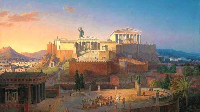 Έτσι ήταν η Αρχαία Ελλάδα – Ζωντανεύει μέσα από ένα εντυπωσιακό, τρισδιάστατο βίντεο