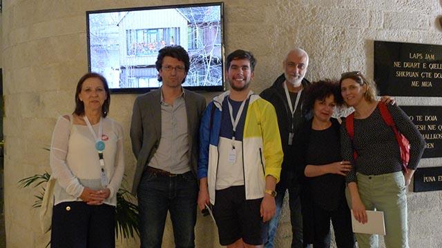 Στη 18η Biennale Νέων Δημιουργών στα Τίρανα ο Παυσανίας Παπαγεωργίου