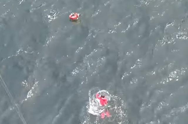 Καρέ-καρέ η διάσωση του πιλότου του Mirage (video)