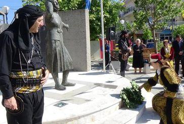 Μνημόσυνο στον Άγιο Κωνσταντίνο για τα θύματα της Γενοκτονίας των Ποντίων (φωτο)