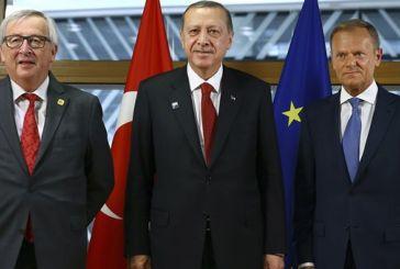 Χρονοδιάγραμμα 12 μηνών για τα ενταξιακά συμφώνησαν ΕΕ και Τουρκία