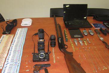 Εξαρθρώθηκε εγκληματική οργάνωση για κλοπές, ληστείες και διαρρήξεις σε Άρτα, Γιάννενα και Πρέβεζα