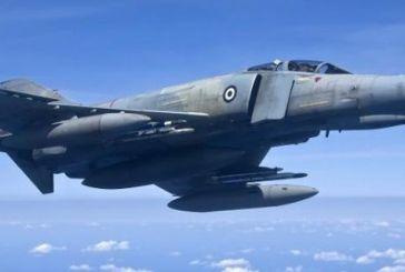Τελευταία πτήση για τα θρυλικά φωτογραφικά Φάντομ (RF-4) την Παρασκευή