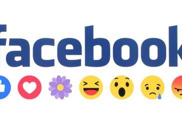 Tι είναι αυτό το μοβ λουλούδι στα reaction του Facebook