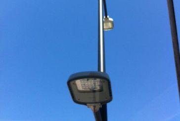 """«Έξυπνα"""" φωτιστικά στο κέντρο του Καινουργίου"""